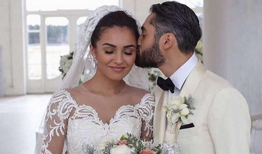 Мария Гураль и рэпер Мот свадьба