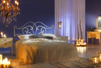 Декор комнаты в брачную ночь