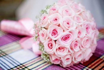 Какой формы может быть букет невесты