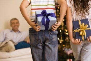 Лучший подарок родителям
