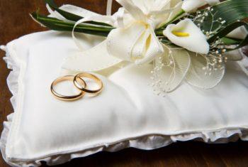 Одинаковые обручальные кольца