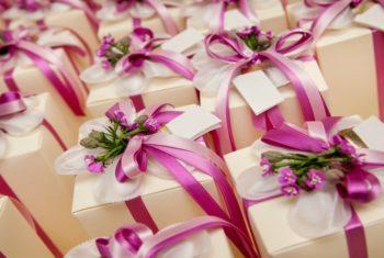 Дружеский подарок на свадьбу