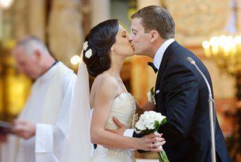 Поздравить с венчанием