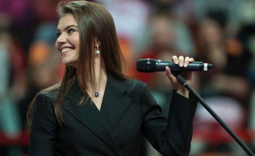 Алина Кабаева выступила с заявлением против МОК