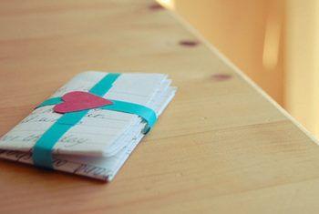 Письмо для подруги