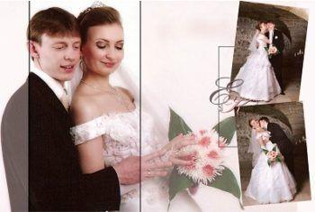 Свадебные фото коллажи