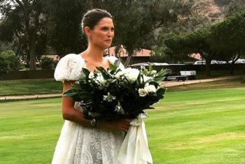 Бьянка Балти выходит замуж