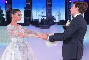 Дочь Турецкого Сарина выходит замуж