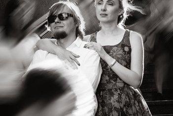 Фотографы Любовь и Владимир Полянские